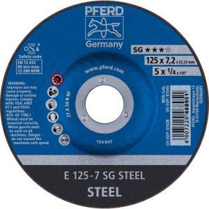 PFERD E SG STEEL
